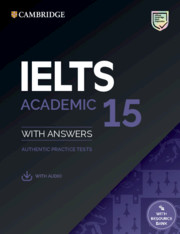 Cambridge IELTS 12 Academic & General PDF + Audio